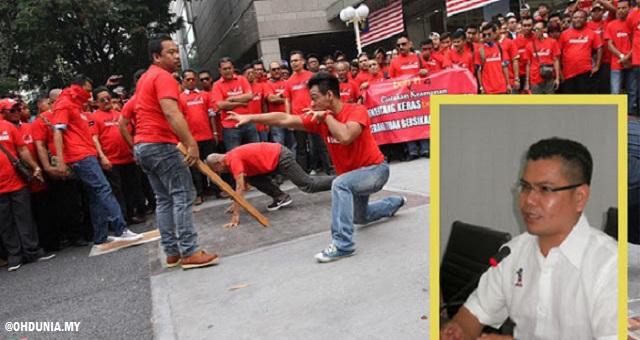 1 Juta Baju Merah Untuk Lawan Bersih Oktober Ini - Jamal Md Yunos