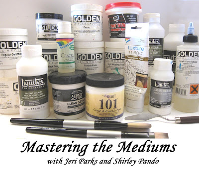 Mastering the Mediums online workshop
