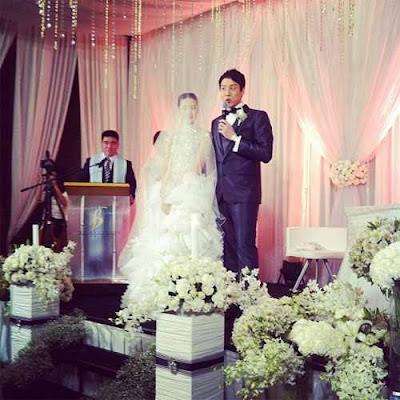 Richard Poon and Maricar Reyes officially get married - Artista