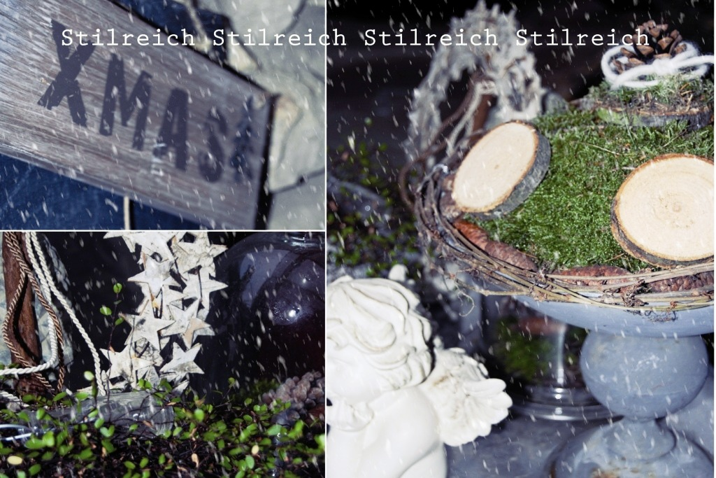 Ein tischlein im garten s t i l r e i c h blog - Stilreich blog ...
