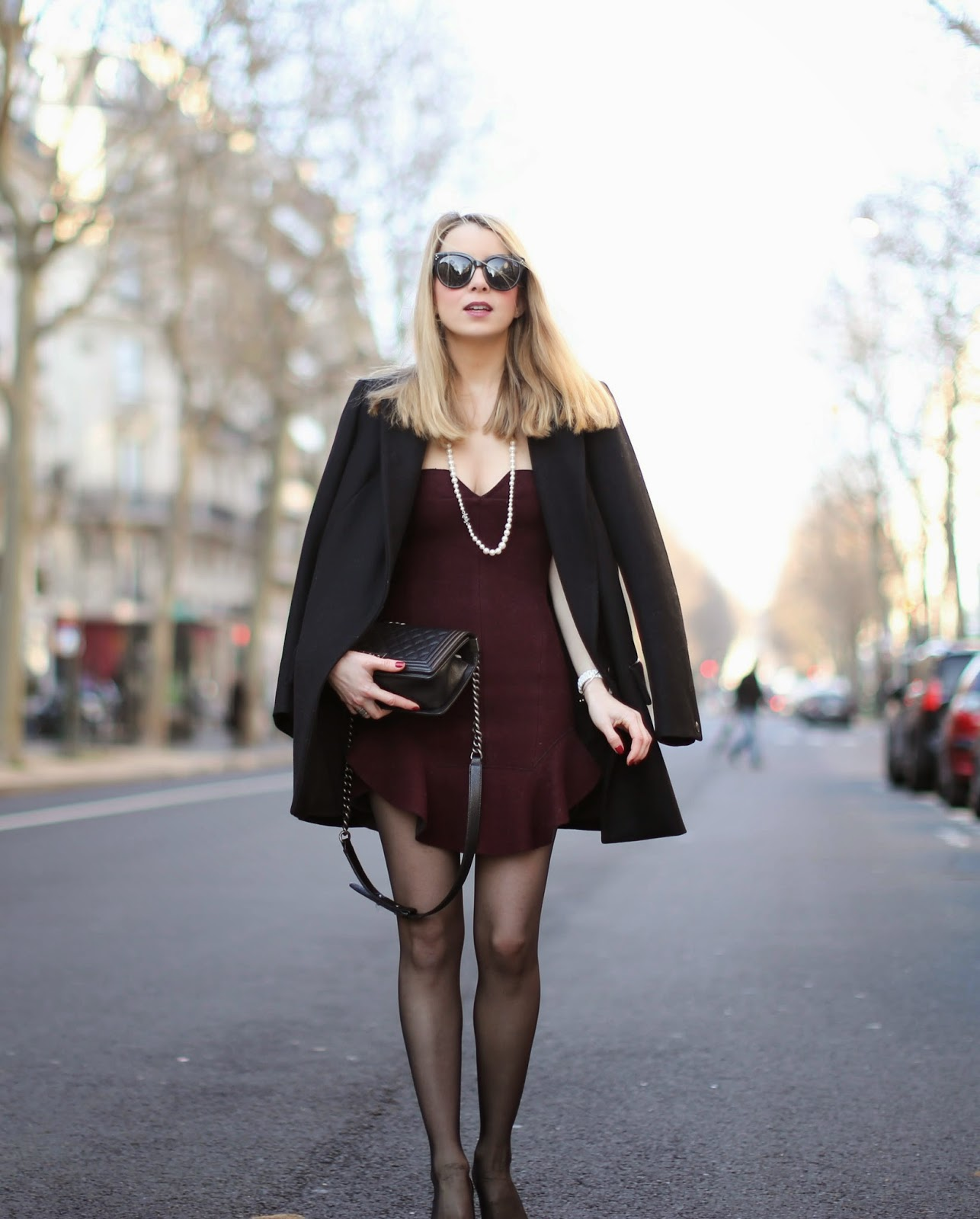 isabel marant, mycouturecorner, ragandbone, chanel, louboutin, streetstyle, new year's eve, fashion blogger, paris