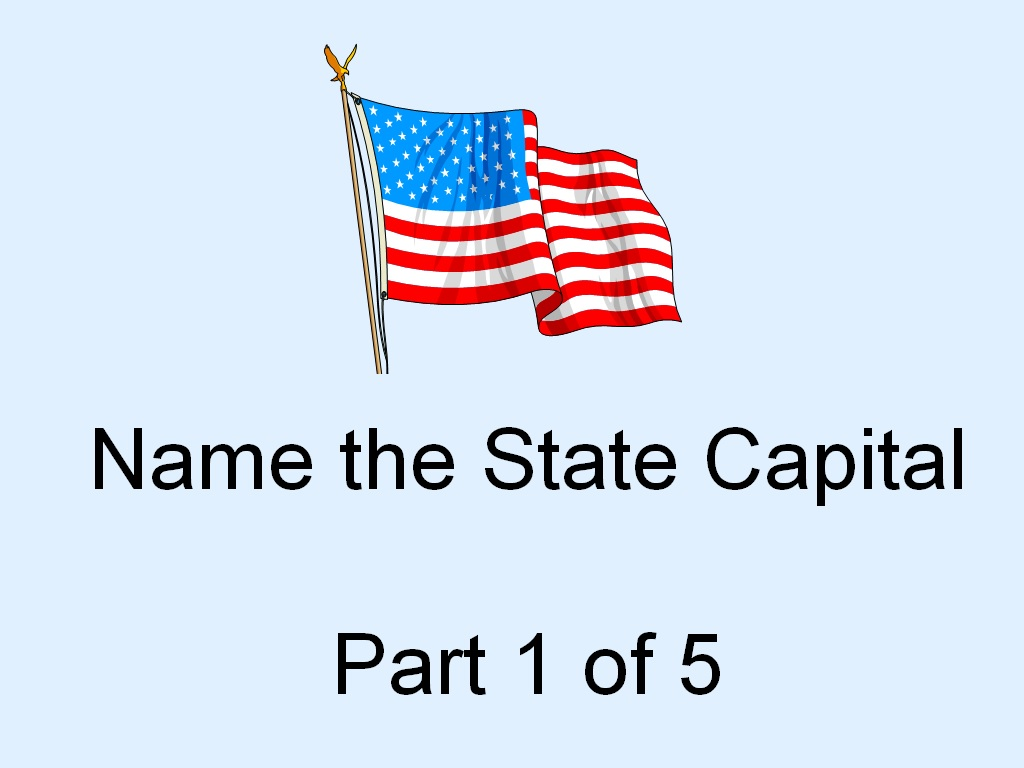 Student Survive  Thrive Name The American State Capital Part - States of usa in alphabetical order with capitals