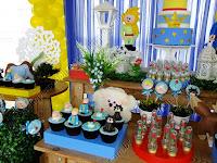Decoração de festa infantil O Pequeno Príncipe Porto Alegre
