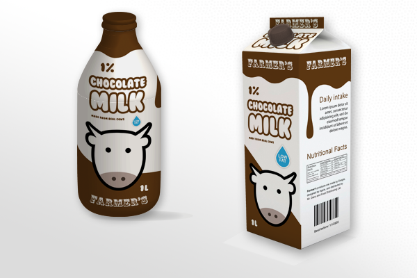 Tips Memilih Susu Kemasan Kualitas Super