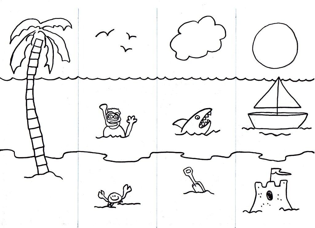 Pl stica la playa en 4 partes - Programa para dibujar planos facil ...