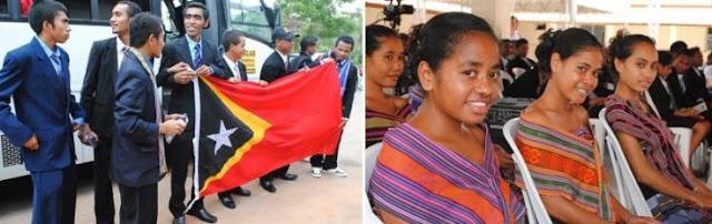 UNILAB, UMA DAS NAUS DO CONHECIMENTO PARA ESTUDANTES TIMORENSES