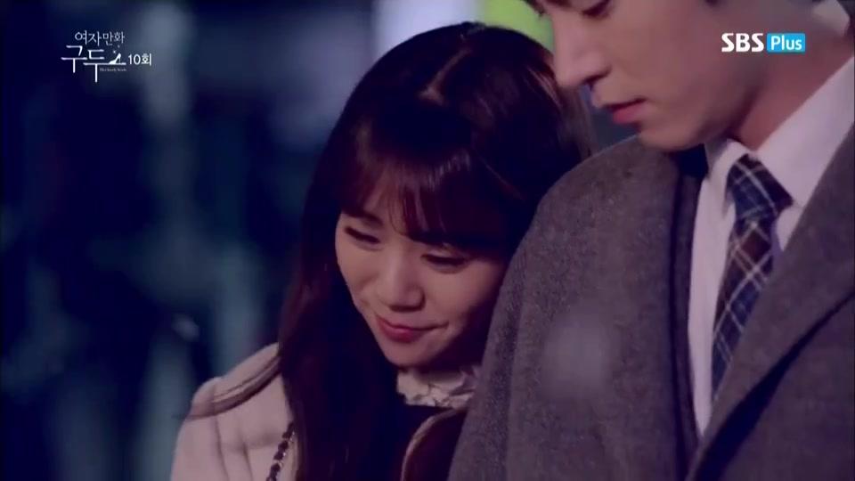 berhenti untuk mencium Ji Hoo. Naskah Drama Romantis Dan Lucu 10 Orang