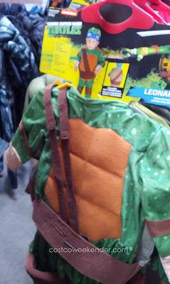 Be a Ninja Turtle for Halloween and go cowabunga!