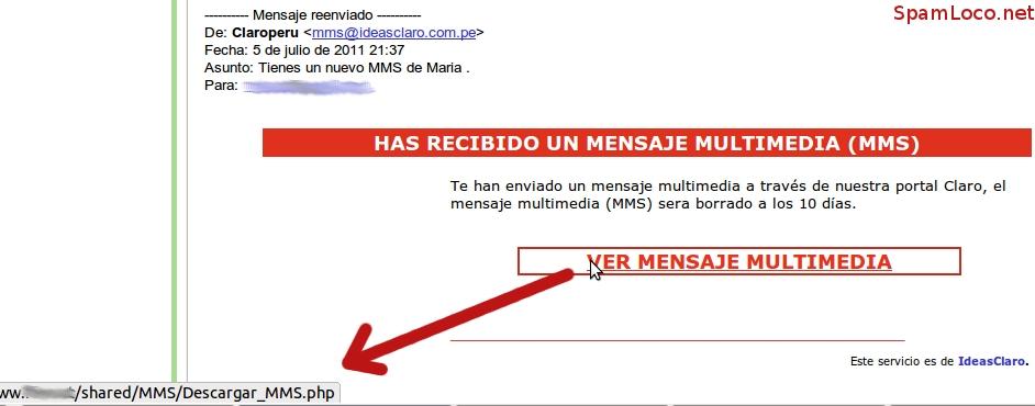 Ver Mensajes Multimedia Claro Peru