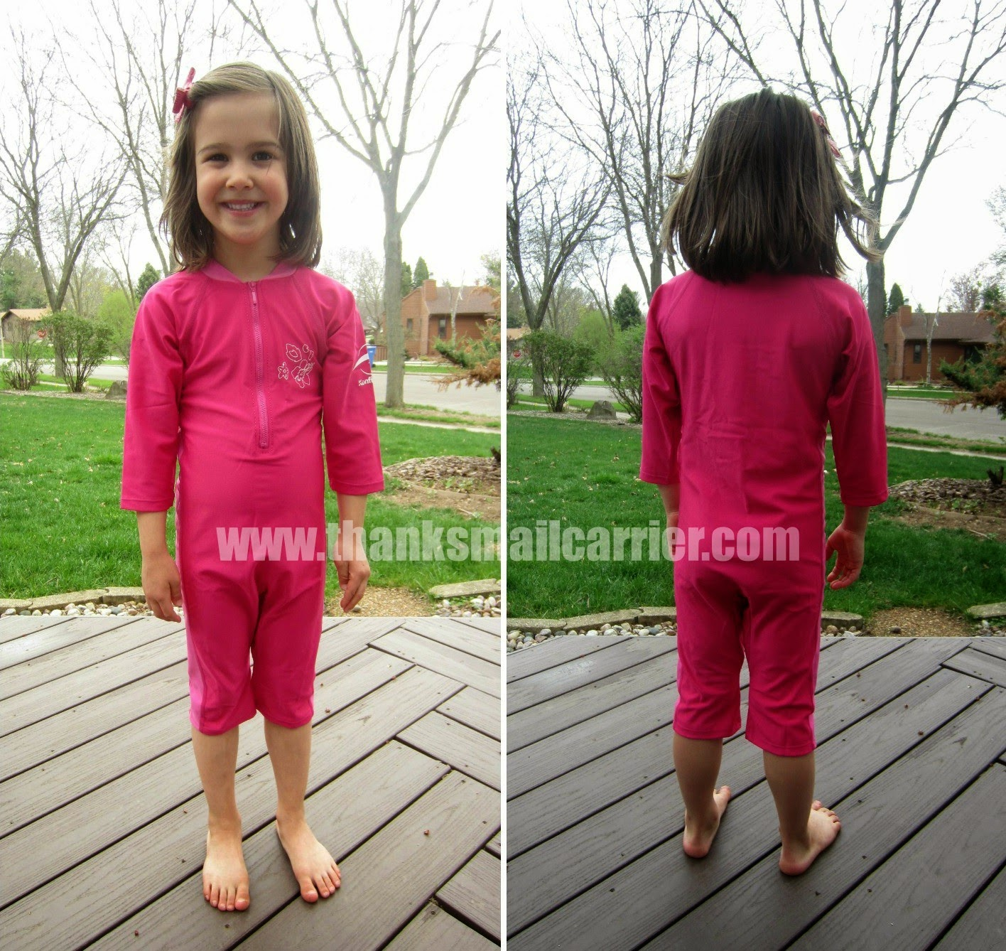 Konfidence UV Sunsuit