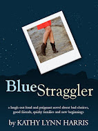 Review: Blue Straggler by Kathy Lynn Harris