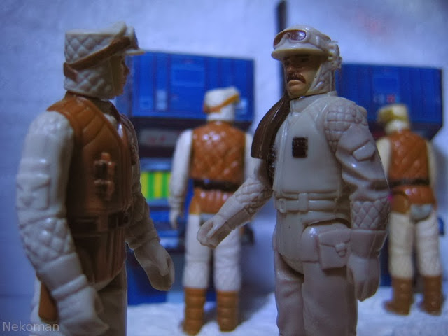 Star Wars ESB Empire Strikes Back A new Hope Return of the Jedi ep. 5 V Vintage Action figure Kenner Hoth Echo Base Rebel Commander Luke Skywalker Anakin Darth Vader AT-AT Leia Han Solo Droids