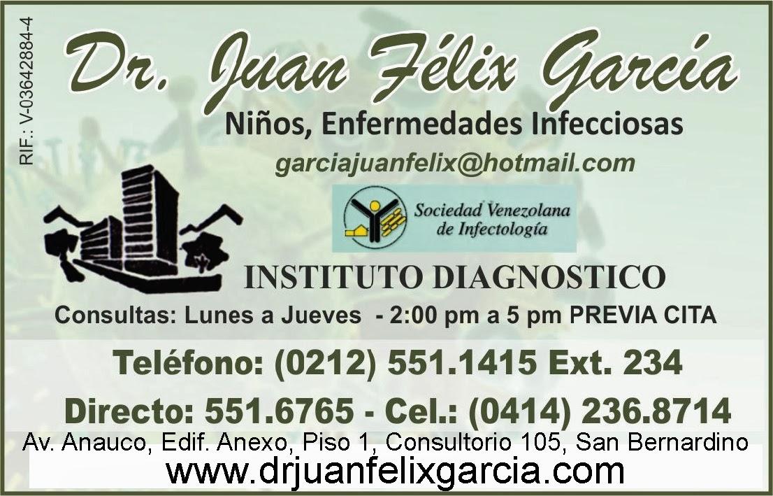 Dr. JUAN FELIX GARCIA  en Paginas Amarillas tu guia Comercial