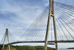 Tempat Wisata di Batam Jembatan Barelang