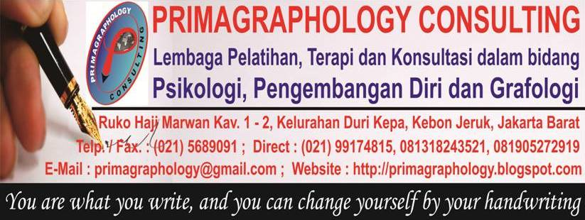 Prima Graphology Therapy & Consulting