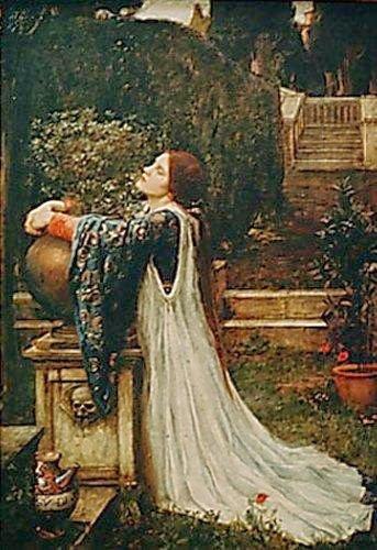 john keats la belle damn sans