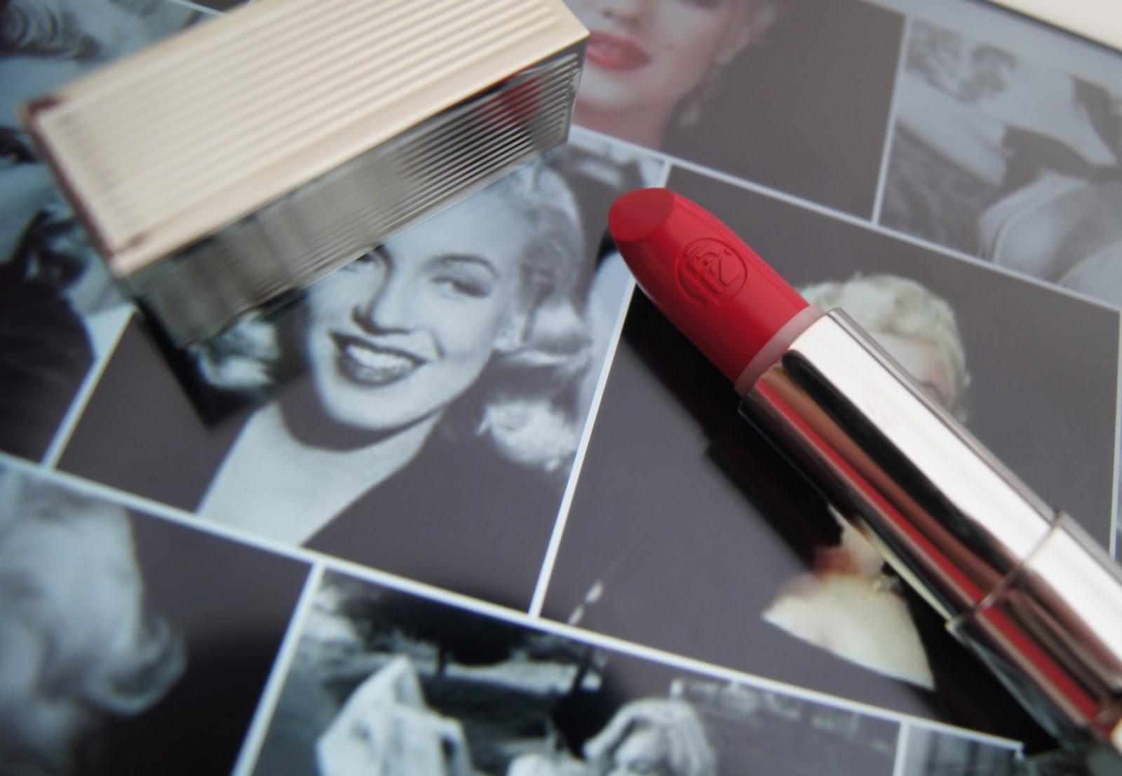 Lipstick Queen Silver Screen lipstick review Play It