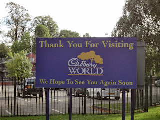 Thank You For Visiting Cadbury World