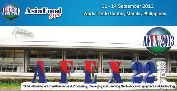 Asia Food Expo 2013