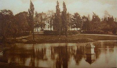 Le bassin des cygnes ou grand lac