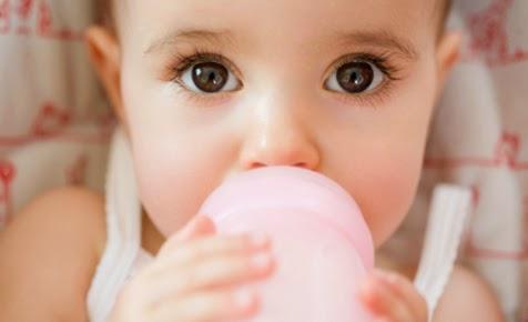 Banyak Manakah Susu Formula Diperlukan Oleh Bayi?
