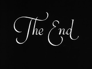 The End Sign Picture