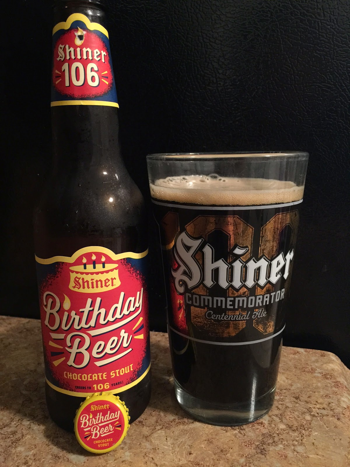 Beer Apostle: Shiner Birthday Beer Chocolate Stout