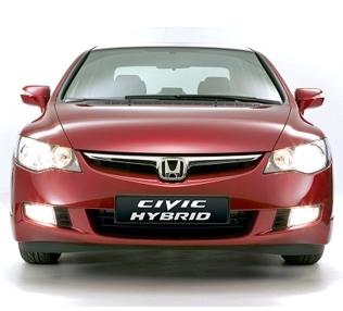 Honda Civic IMA Hybrid