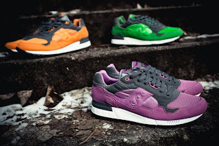 "Saucony x Solebox ""Three Brothers Part 2″"