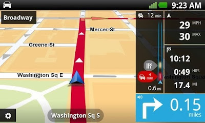 TomTom Navigation Android App