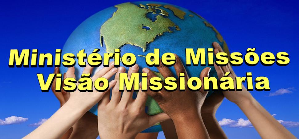 Ministério de Missões Visão Missionária