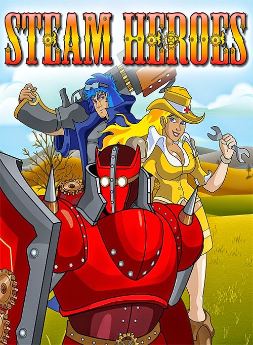 Steam Heroes PC Game