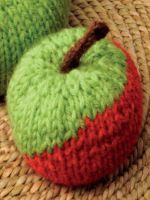 patron gratis manzan amigurumi, free amigurumi pattern apple