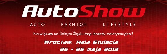 Baner Auto Show Wrocław 2013