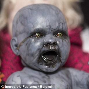 boneka setan
