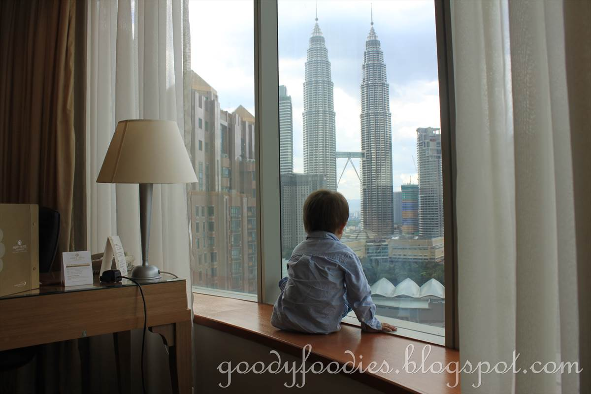 Goodyfoodies Hotel Review The Prince Hotel Amp Residences