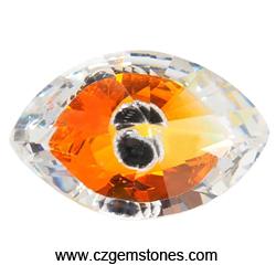 multi-colors cz stones wholesale