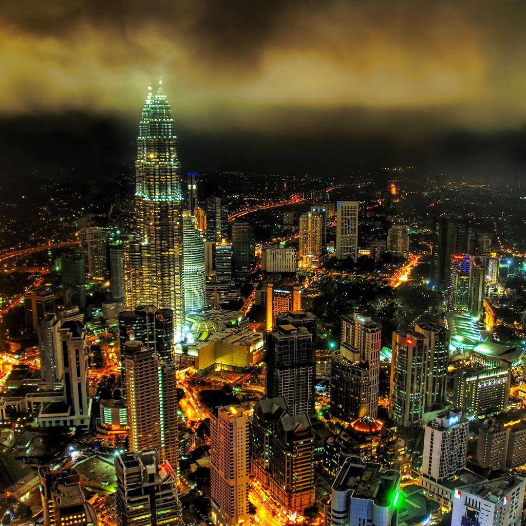 Kuala Lumpur: WELCOME TO THE CENTRAL REGION. (KUALA LUMPUR)