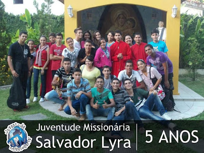 JM Salvador Lyra/Maceió-AL comemora 5 anos de missão!