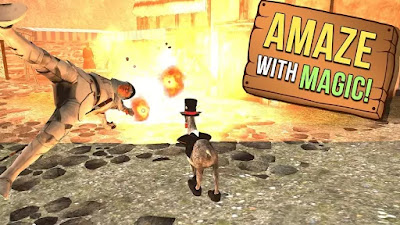 Goat Simulator MMO Simulator Full Version