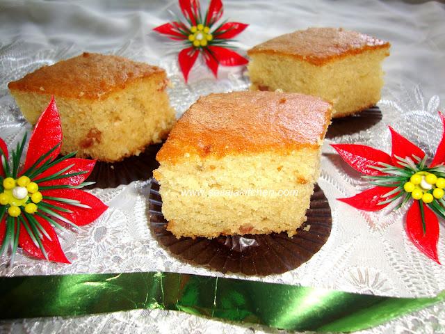 Eggless Sponge Cake with Tutti Fruity / Eggless Sponge Cake recipe / Eggless Cake Recipe