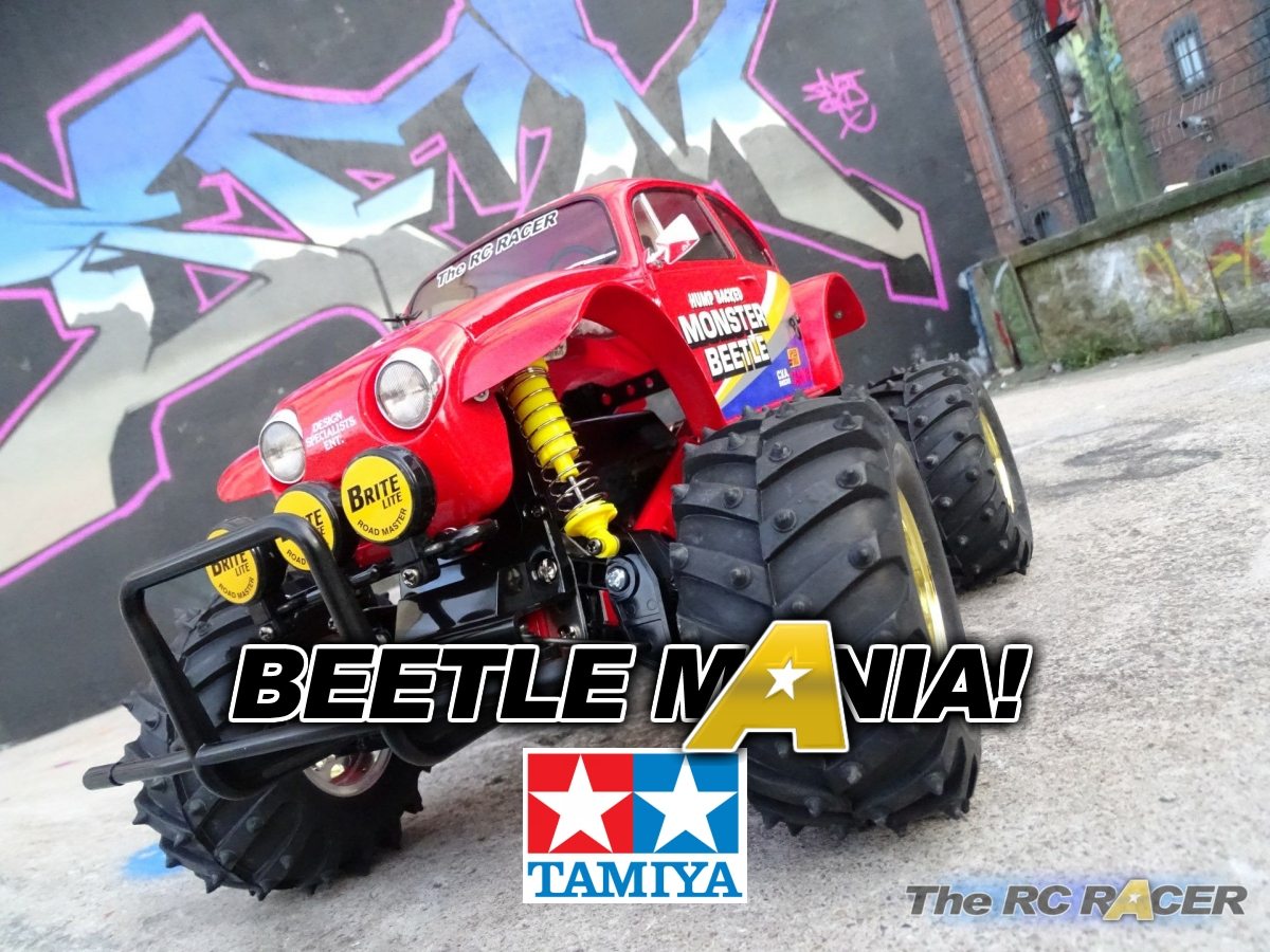 tamiya monster beetle  build  review  rc racer
