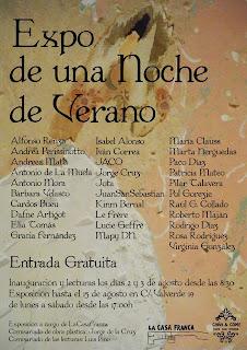 """Una noche de Verano"", ""La casa Franca"", ""Caperucita"""