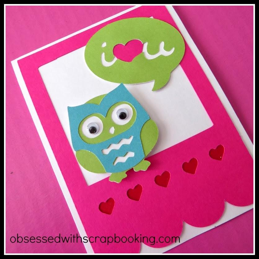 card was cut using the Close to My Heart Artbooking Cricut cartridge