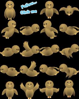 Kumpulan Gambar Burung Twitter Berwarna Coklat