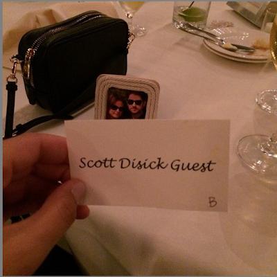 Kourtney Kardashian Disses Scott Disick While Partying In Vegas? See Pic