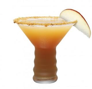 Ma Bicyclette: Cocktail Hour   Favourite Autumn Cocktails - Spiced Caramel Apple
