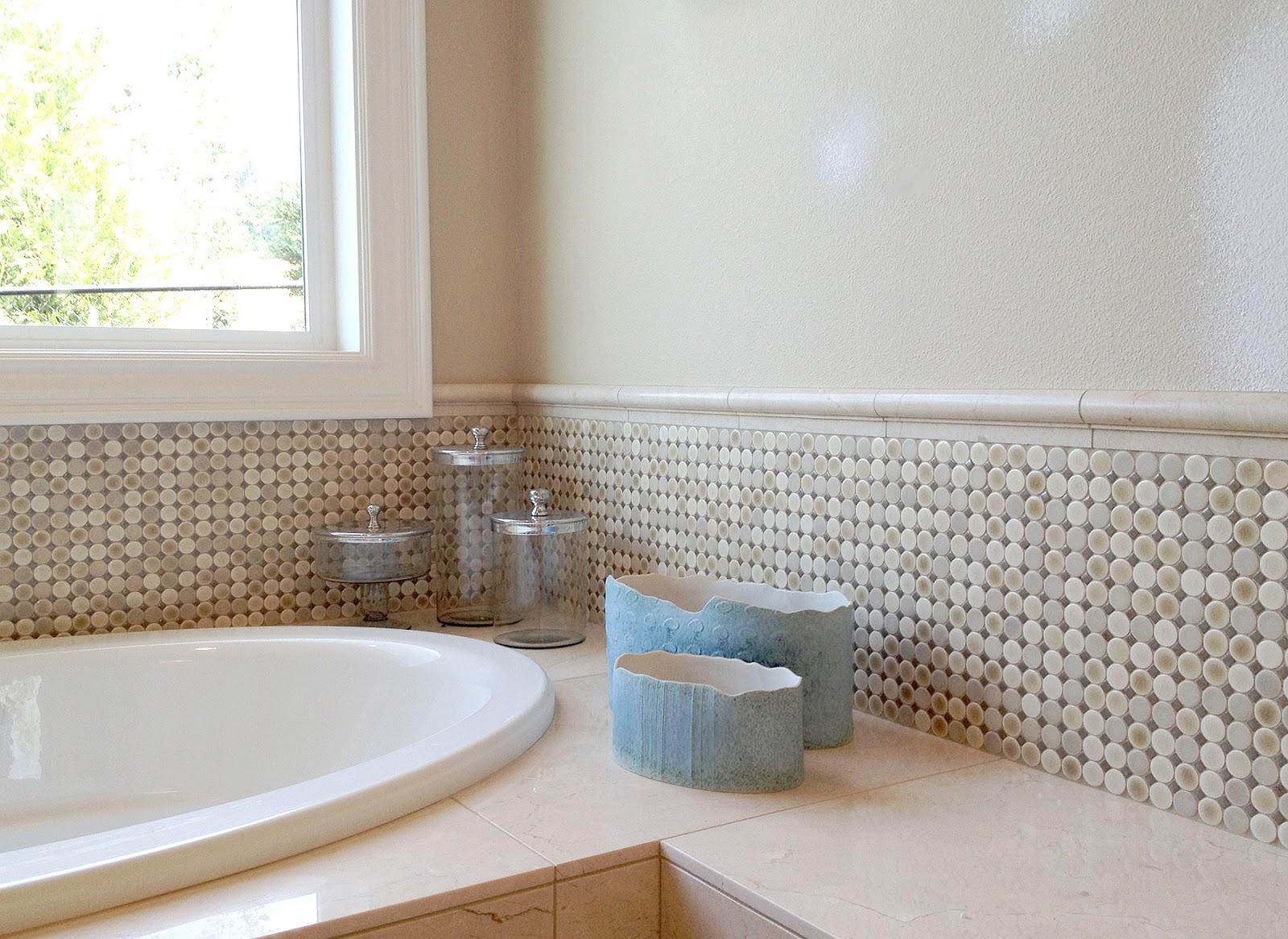 Bathroom Sinks Portland Oregon pratt and larson tile: street of dreams 2013
