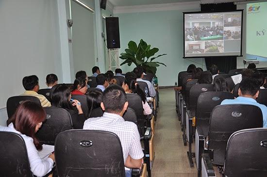 SCTV tập huấn
