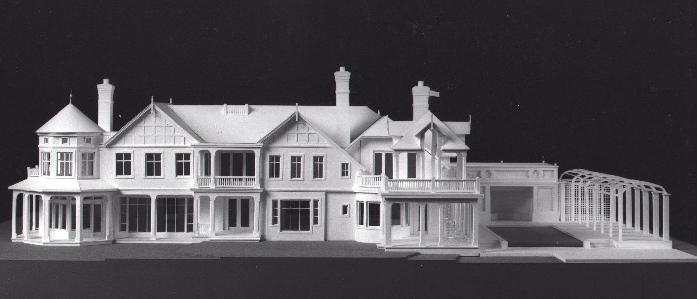 Architect house model